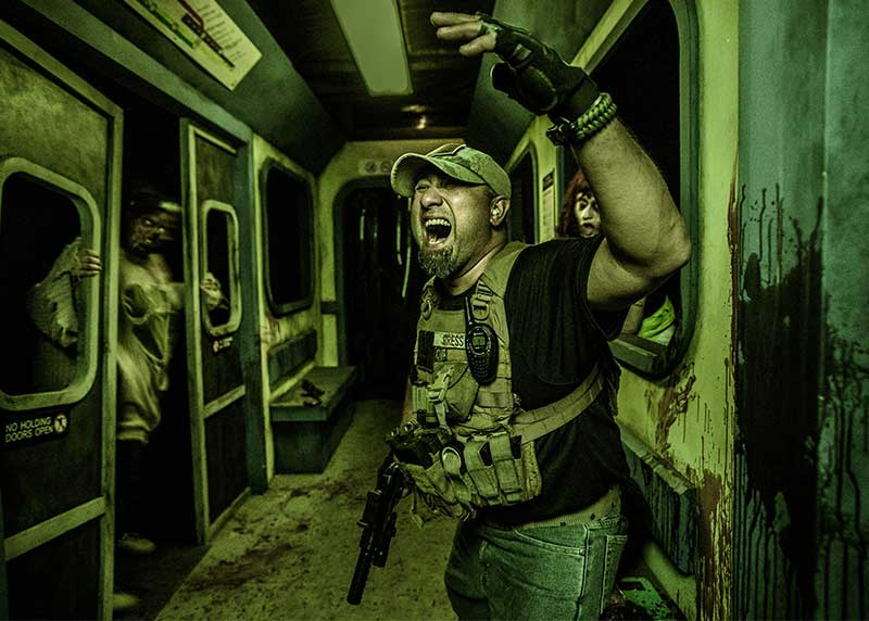 Knott's Scary Farm 2019 Survival Guide - Special Ops