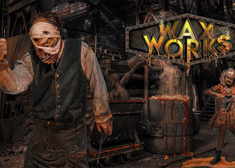 Knott's Scary Farm 2019 Survival Guide - Wax World