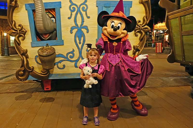 Mickey's Not So Scary - Minnie Mouse