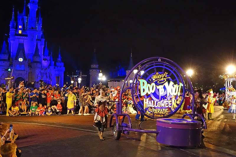 "Mickey's ""Boo-To-You"" Parade"