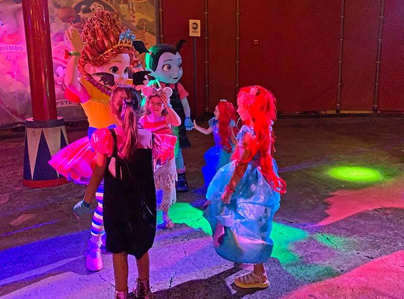 Guide to Mickey's Not So Scary Halloween Party 2019