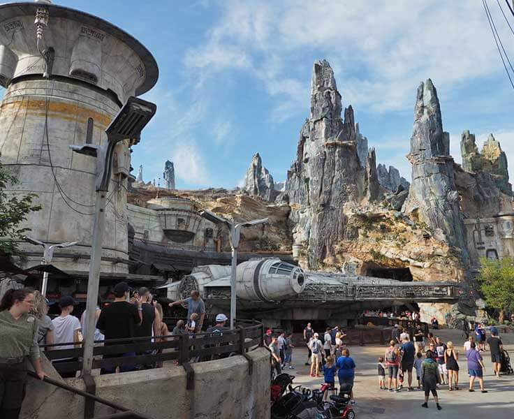 Best Time to Visit Disney World - Star Wars: Galaxy's Edge