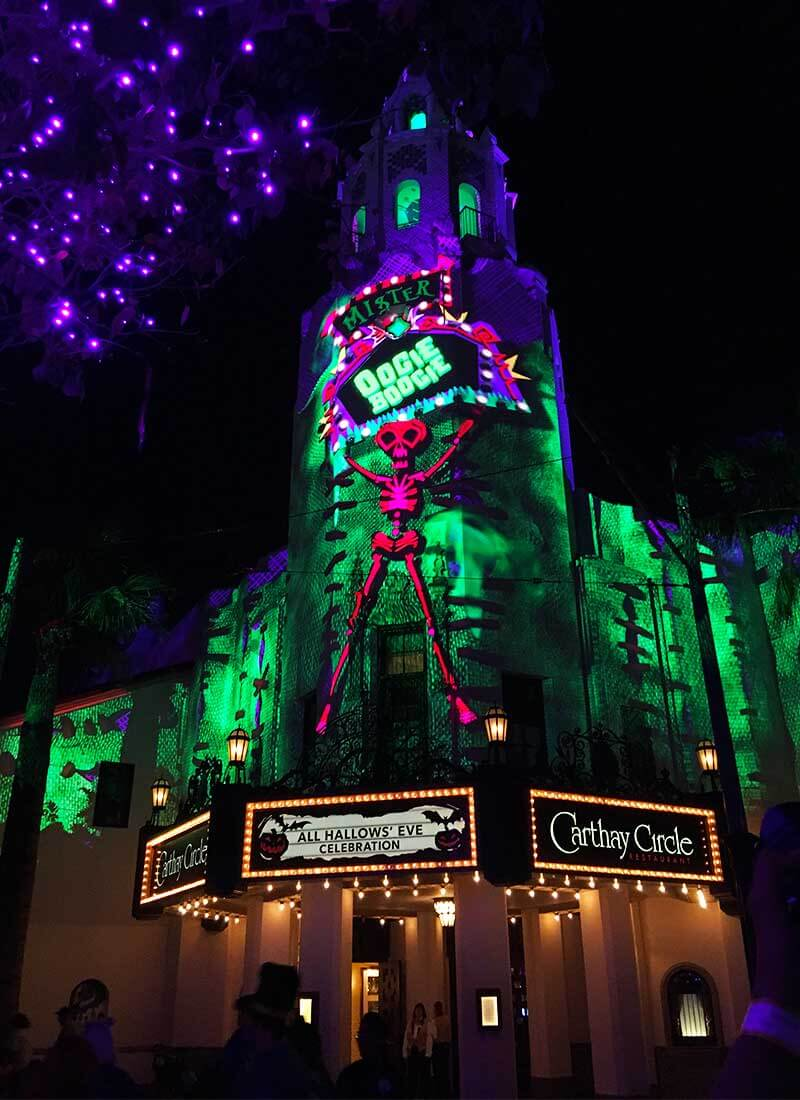 Disneyland Debuts an All-New Halloween Party for 2019-carthay