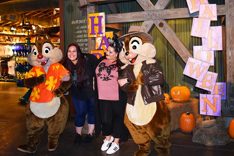 Disneyland Debuts an All-New Halloween Party for 2019-chip