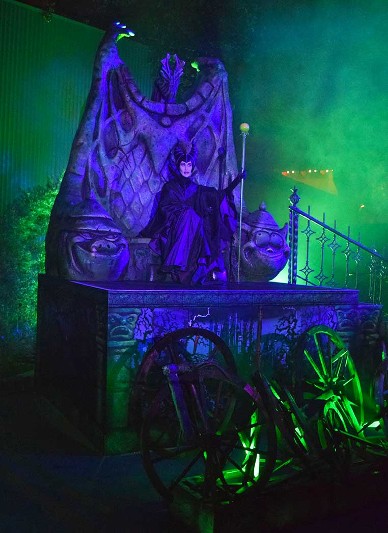 Disneyland Debuts an All-New Halloween Party for 2019