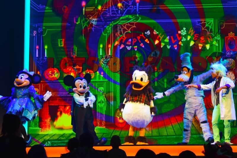 Disneyland Debuts an All-New Halloween Party for 2019-mickey