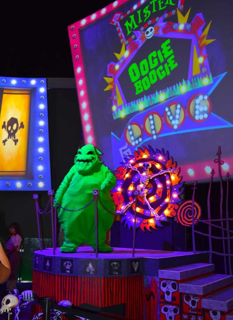 Full Schedule of Disneyland Events in 2019 and 2020 - Oogie Boogie Bash