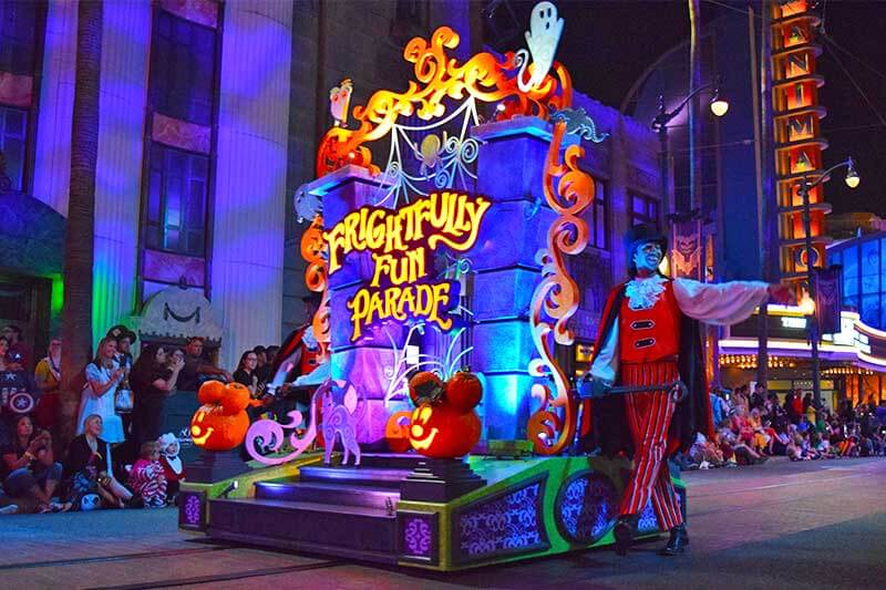 Disneyland Debuts an All-New Halloween Party for 2019-parade