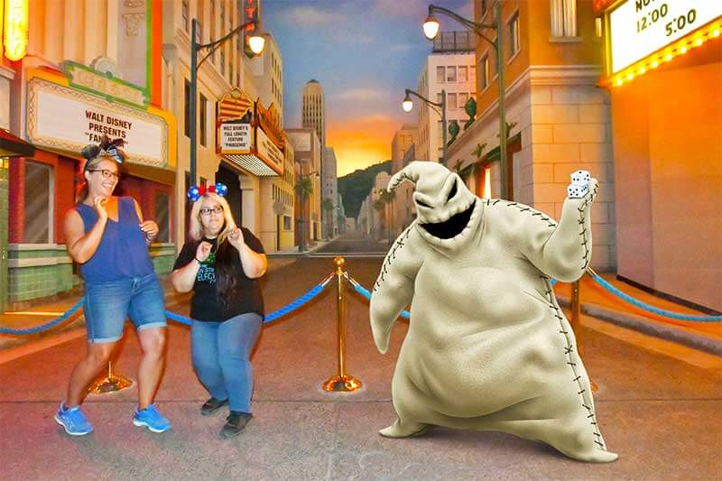 Guide to Disneyland Halloween Time 2019-oogie