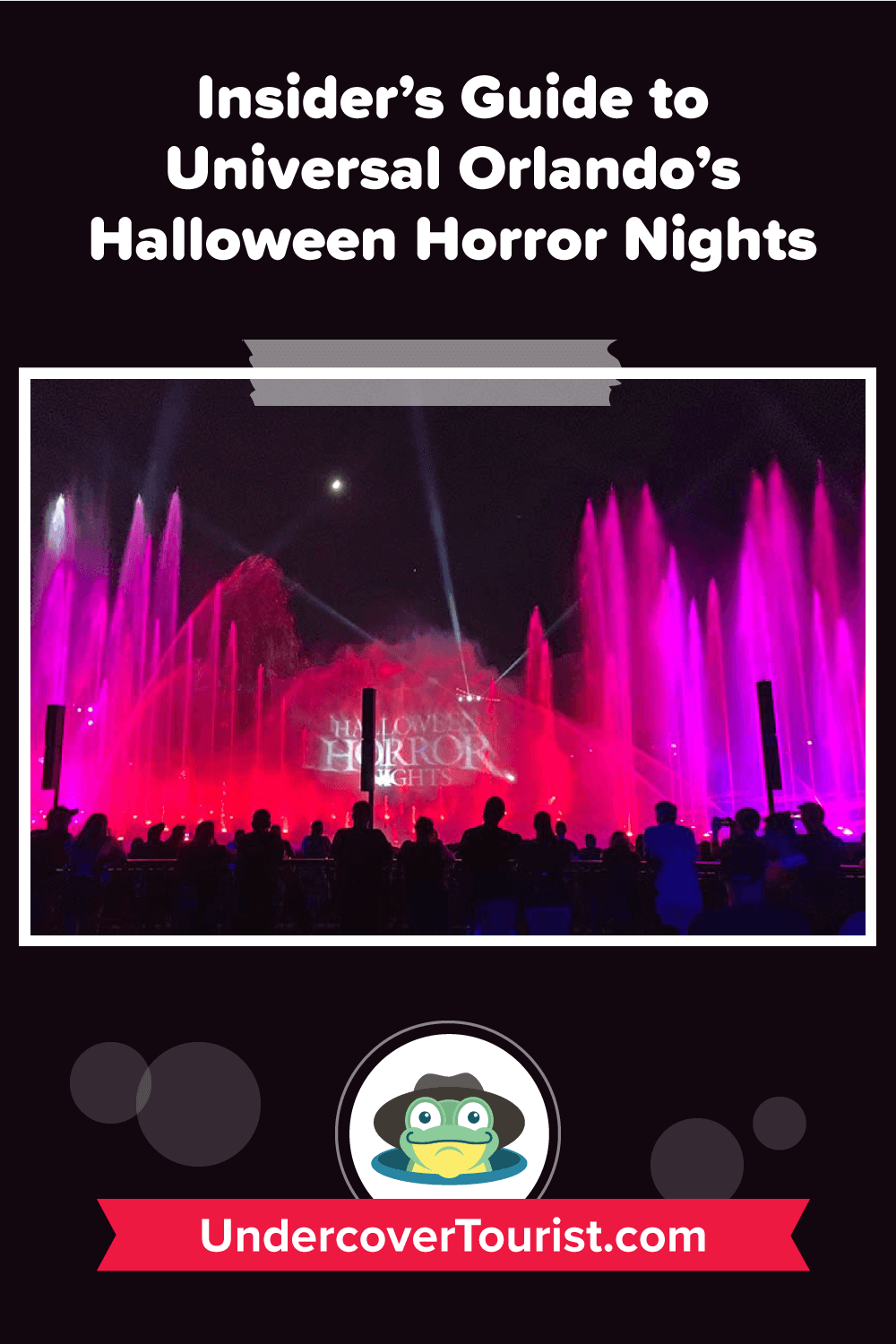 Halloween Horror Nights Orlando Pinterest