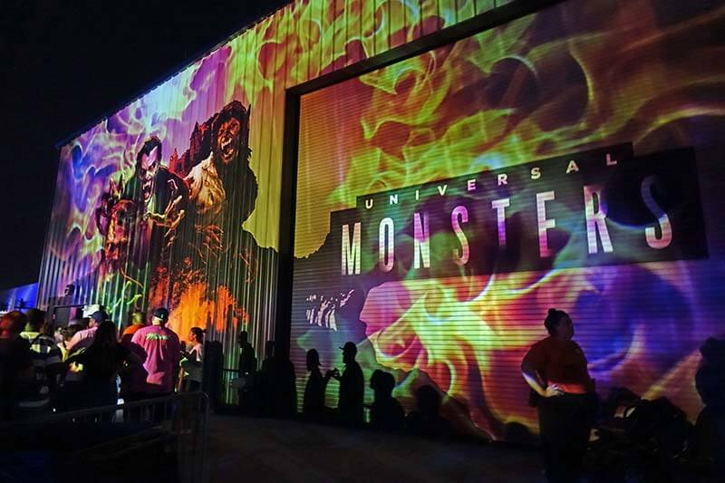 Halloween Horror Nights Orlando - Universal Monsters