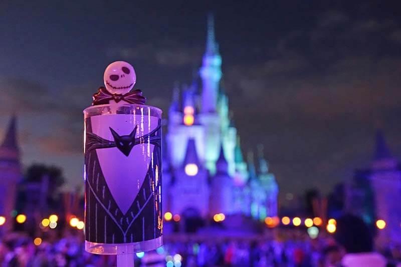 Mickey's Not So Scary Halloween Party - Jack Cake Pop