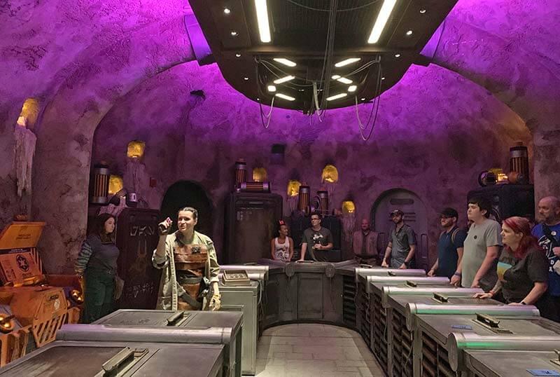 Build a Lightsaber at Savi's - Kyber Crystal