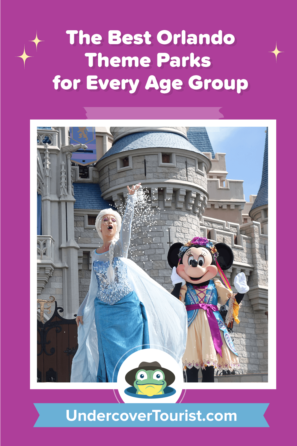 Best Orlando Theme Park for Every Age Group - Pinterest