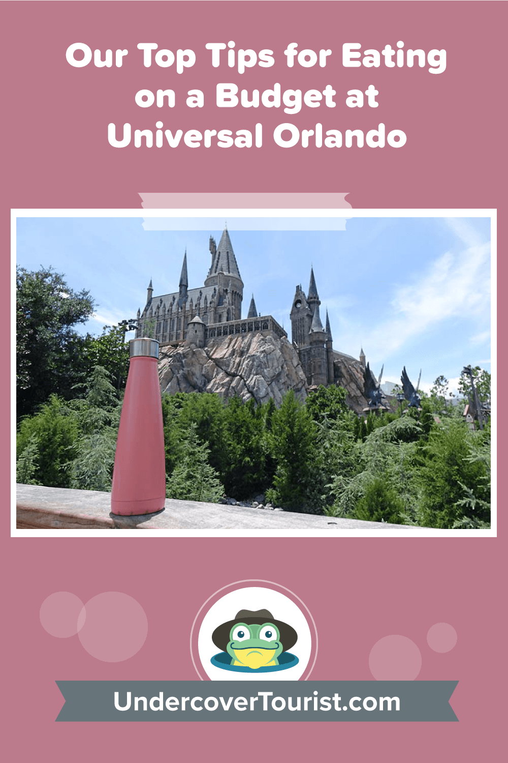 Eating on a Budget at Universal Orlando - Pinterest