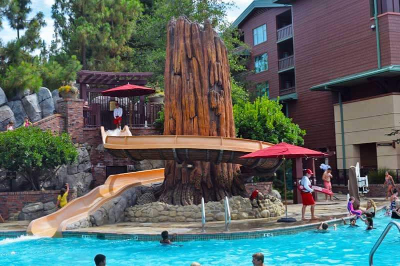 Best Los Angeles Hotels for Large Families - Grand Californian Hotel