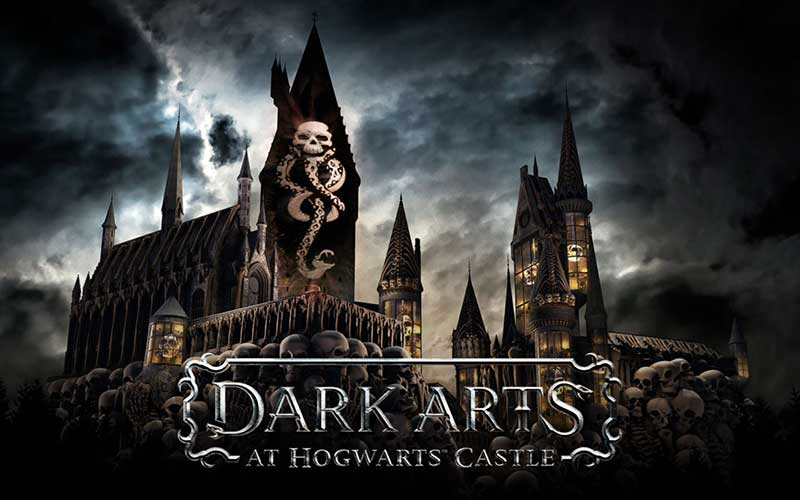 Dark Arts at Hogwarts Castle Universal Orlando