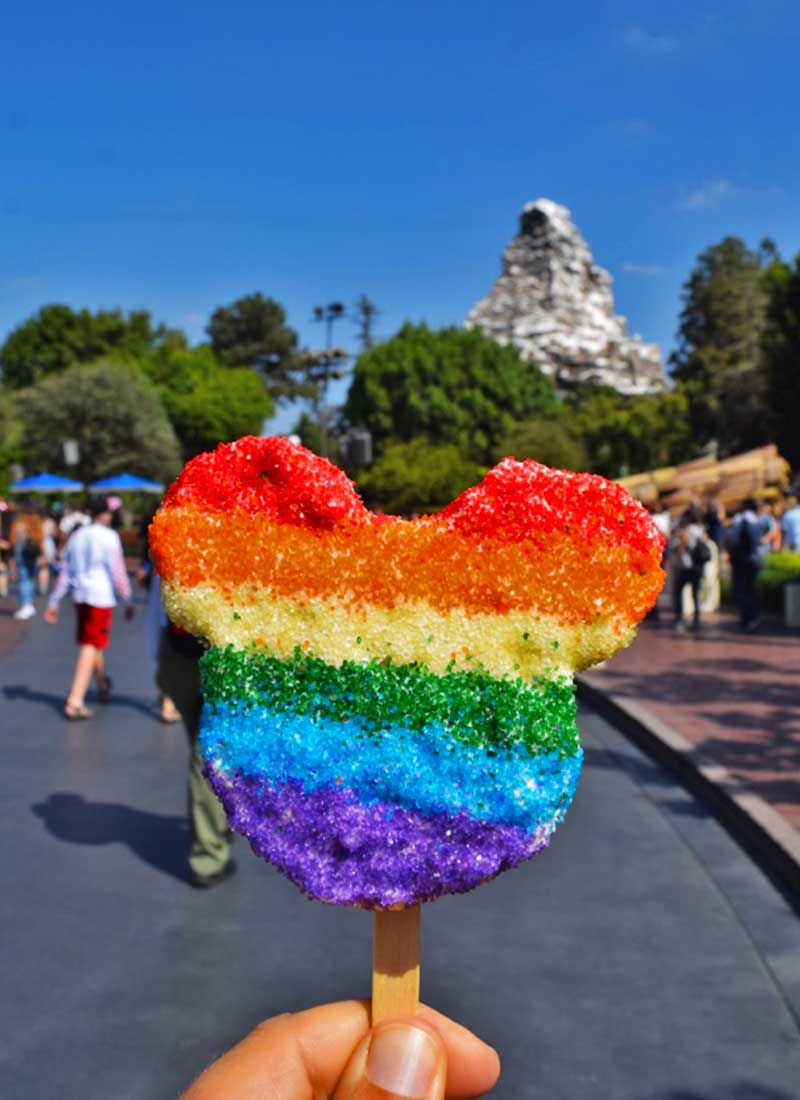 Everything You Need to Know for Disneyland Gay Days - Rainbow Treat