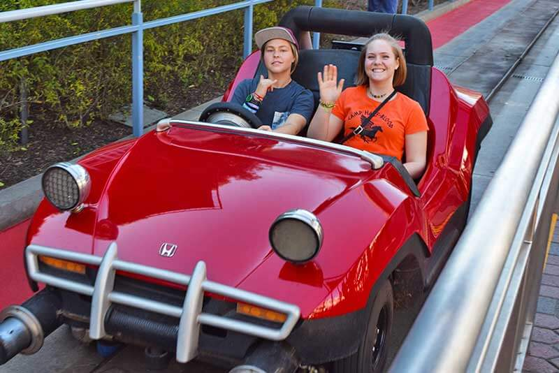 Tips for Going to Disneyland with Teens and Tweens - Autopia