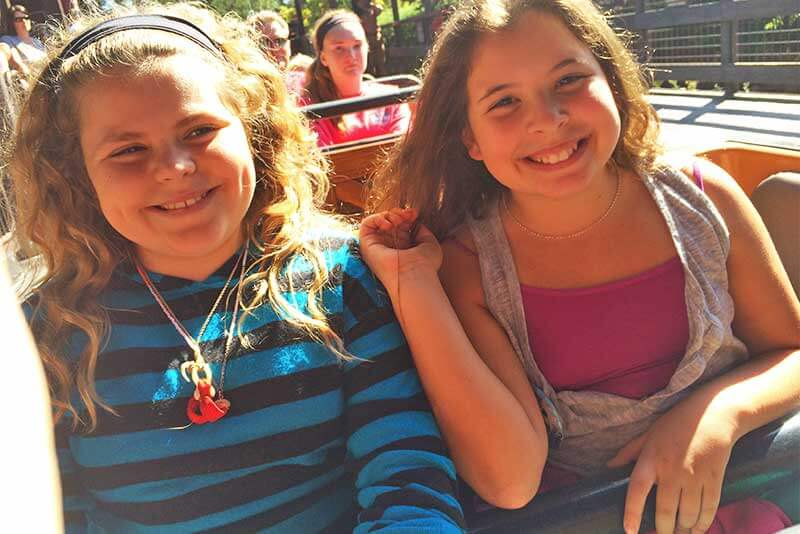 Tips for Going to Disneyland with Teens and Tweens - Big Thunder Mountain Railroad