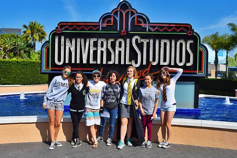 Tips for Going to Universal Studios Hollywood with Teens and Tweens