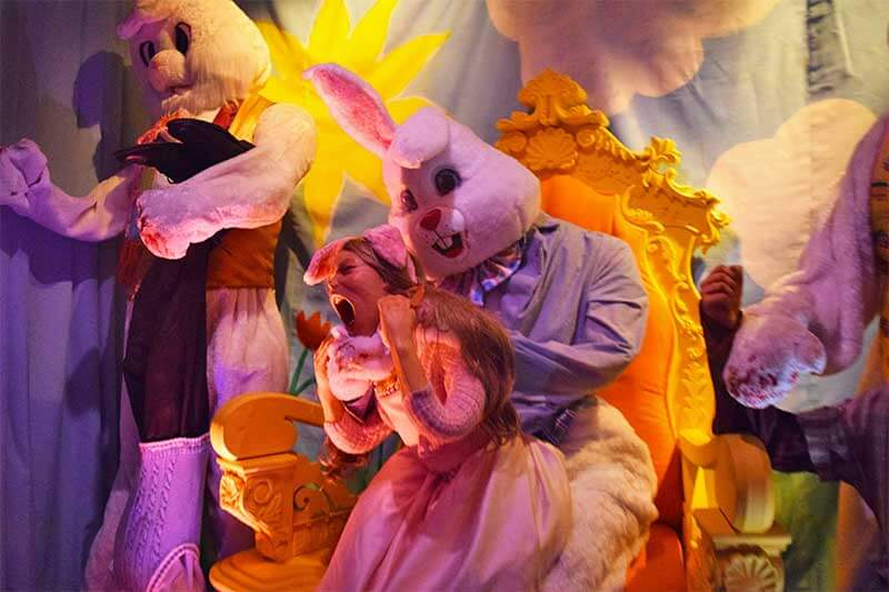 Halloween Horror Nights Hollywood Survival Guide-Easter-Bunny