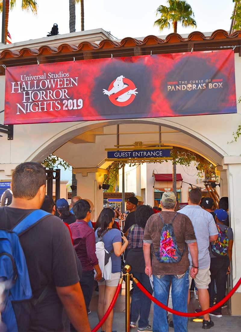 Halloween Horror Nights 2020 Promo Code Halloween Horror Nights Hollywood Survival Guide