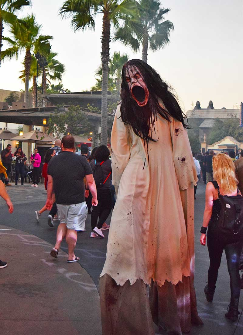 Halloween Horror Nights Hollywood Survival Guide-face
