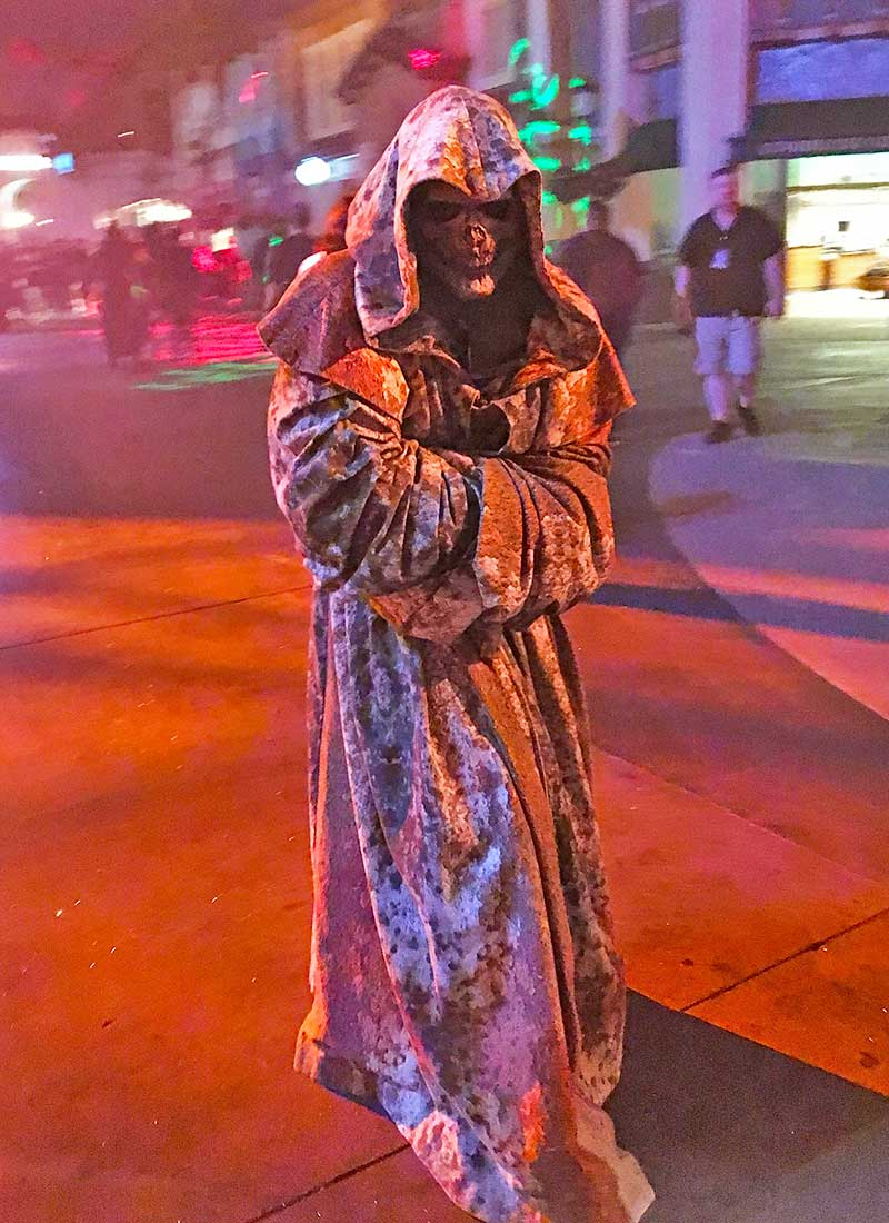 Halloween Horror Nights Hollywood Survival Guide-scare zone
