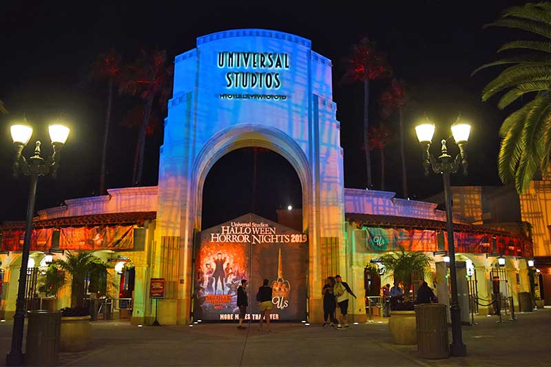 Halloween 2020 Houses Map Los Angeles Halloween Horror Nights Hollywood Survival Guide