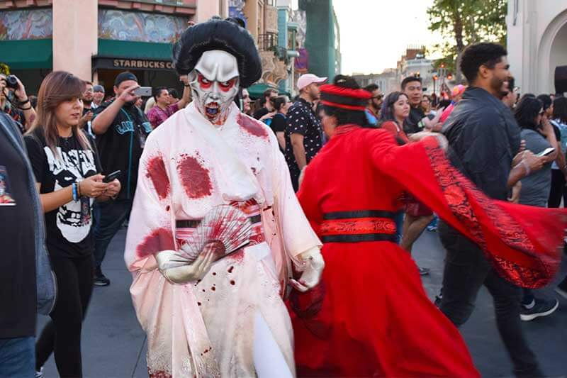 Halloween Horror Nights Hollywood Survival Guide