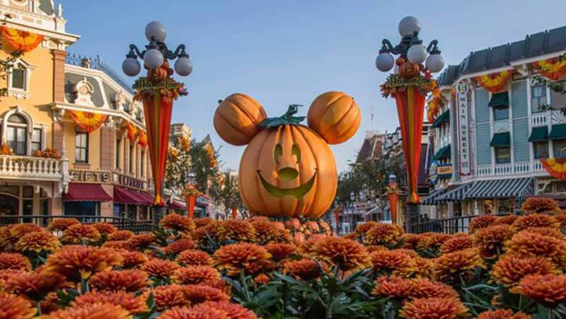 Boo! Halloween Time Has Arrived at the Disneyland Resort!