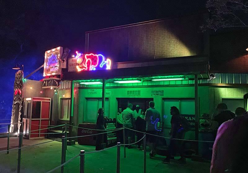 Halloween Horror Nights Orlando - House of 1000 Corpses
