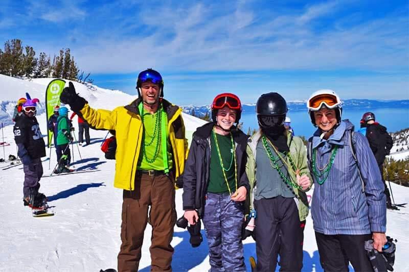 Traveling with Teens, Tweens and Older Kids - Ski