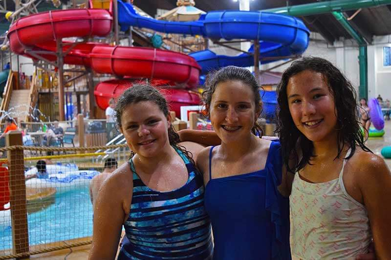 Traveling with Teens, Tweens and Older Kids - Hotel Pool