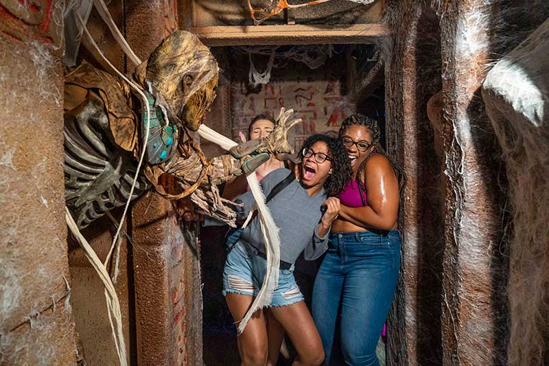Ready for Even More Scares? Universal's Halloween Horror Nights Orlando Adds Additional Night