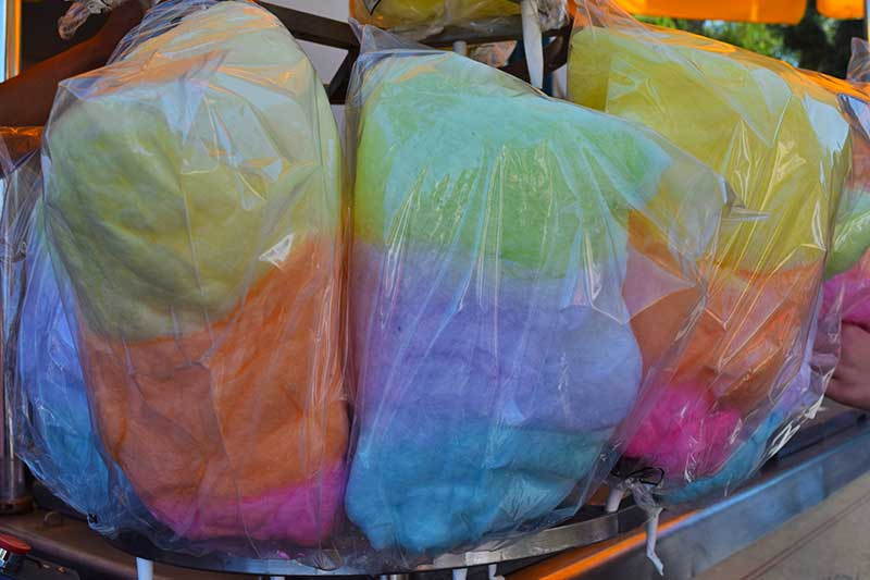 Everything You Need to Know for Disneyland Gay Days-cotton candy