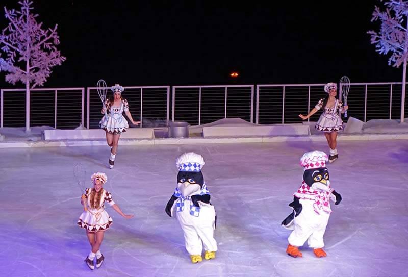 SeaWorld Christmas Celebration - Winter Wonderland on Ice