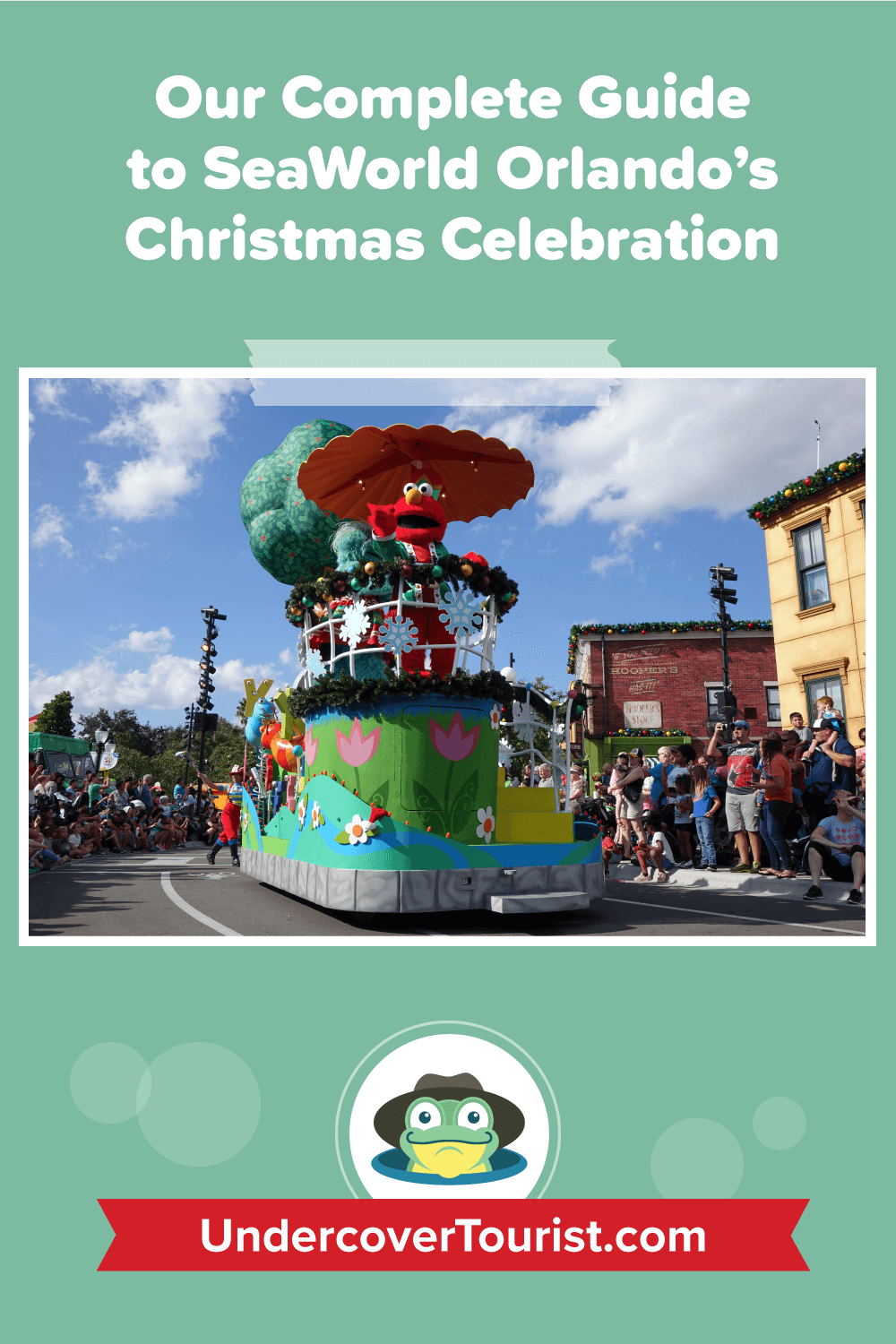 Seaworld Christmas Celebration Orlando Dates 2020 Our Complete Guide to SeaWorld Orlando's Christmas Celebration