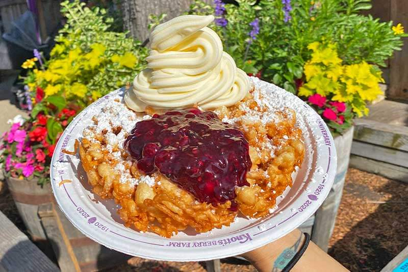 ~Toadally~ Must-Try Eats at Knott's Berry Farm