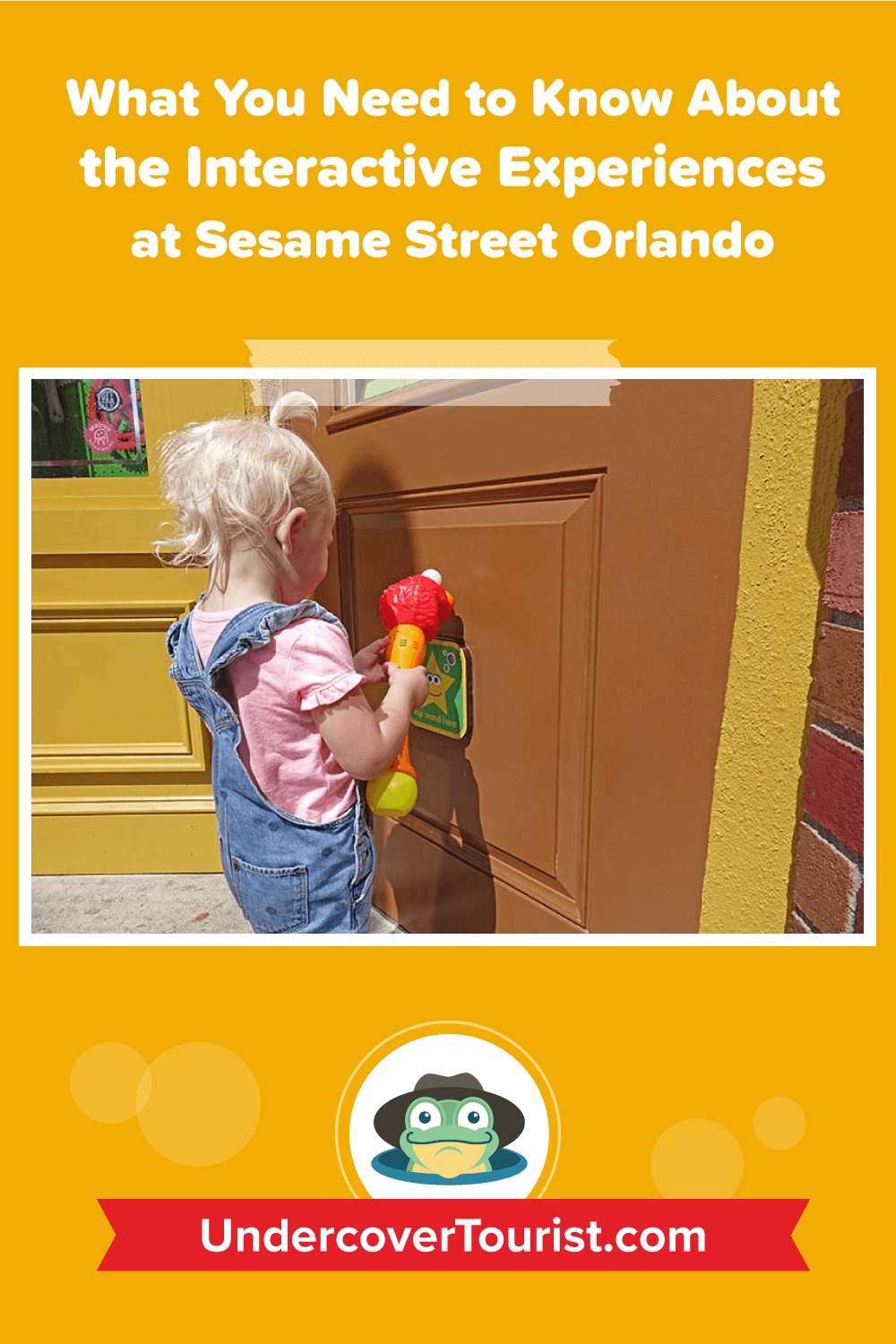 Interactive Experiences at Sesame Street - Pinterest