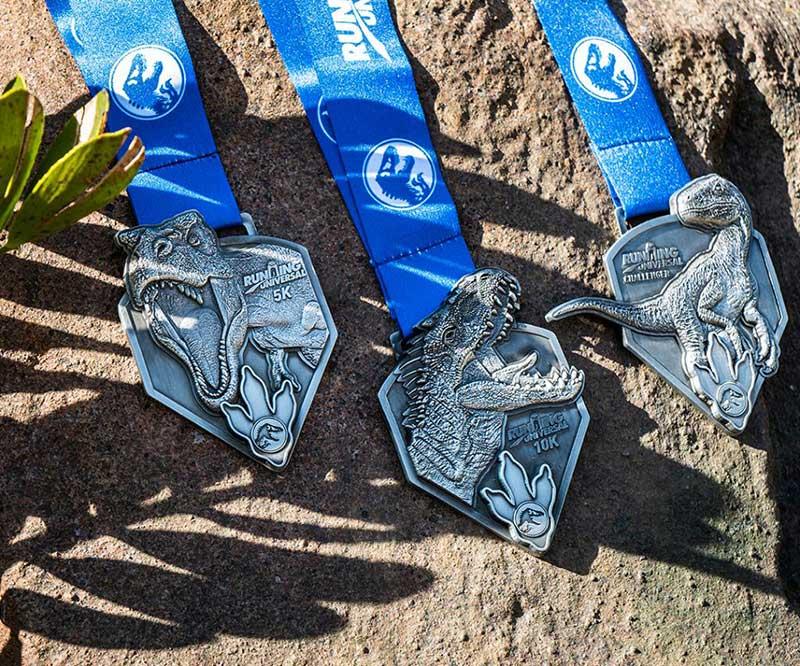 Running Universal Finishing Medals