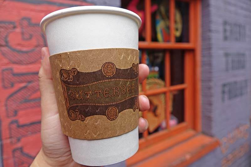 Christmas in the Wizarding World - Hot Butterbeer