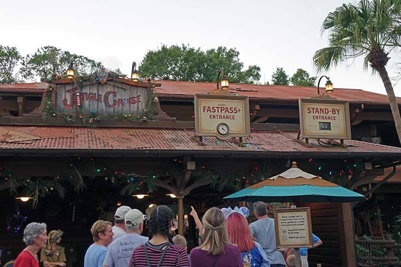 Disney World Christmas Events - Jingle Cruise