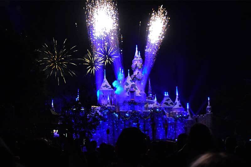 Guide to the Hoppiest Holidays at Disneyland 2019-fireworks