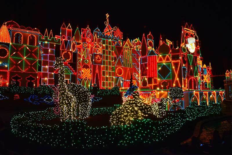 Guide to the Hoppiest Holidays at Disneyland 2019-small world