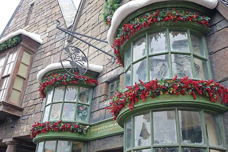A ~Froggy~ Festive Guide to Christmas at Universal Orlando Resort