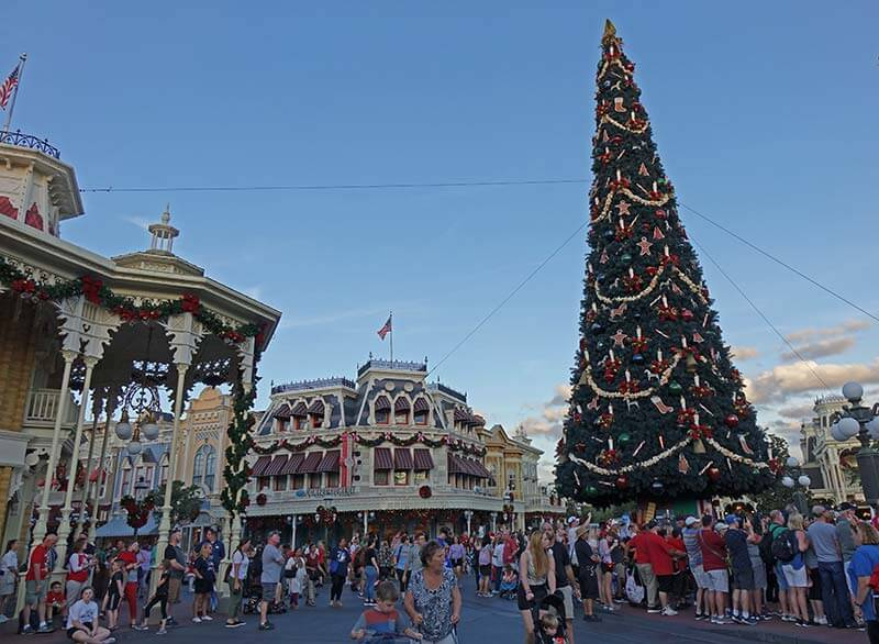 Mickey's Very Merry Christmas Party - Christmas Tree