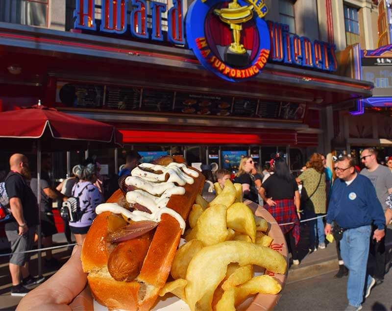 The Best Quick-Service Restaurants at Disney California Adventure Park