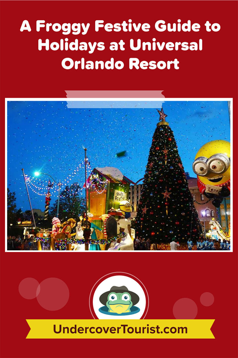 Best  Orlando Resort Restaurants For Christmas 2020 An Insider's Guide to Christmas at Universal Orlando Resort